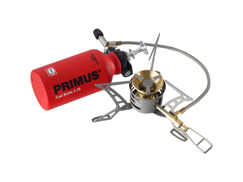 Primus OmniLite Ti With 350 Ml Fuel Bottle