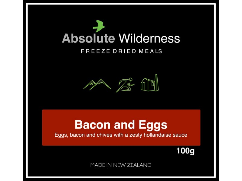 Absolute Wilderness Bacon And Eggs