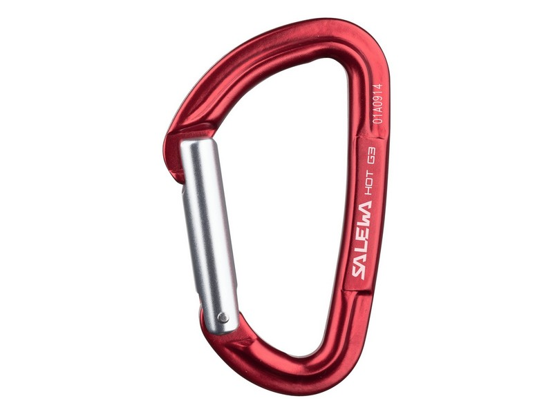 Salewa HOT G3 Straight Carabiner