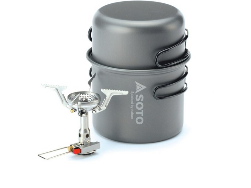 Soto Amicus Cook Set Combo With Ignitor