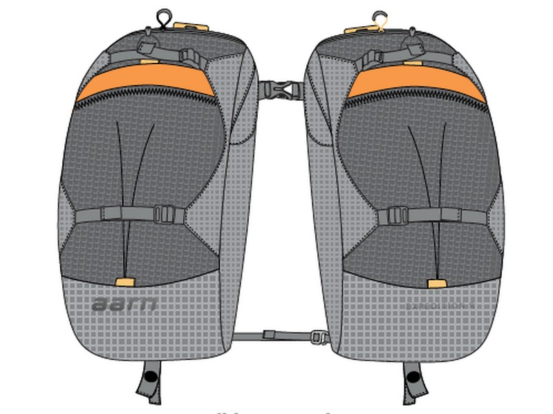 Aarn Expedition Balance Pockets PRO
