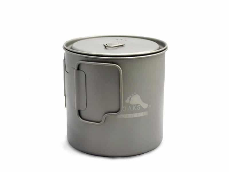 Toaks Ultralight Titanium 650ml Pot