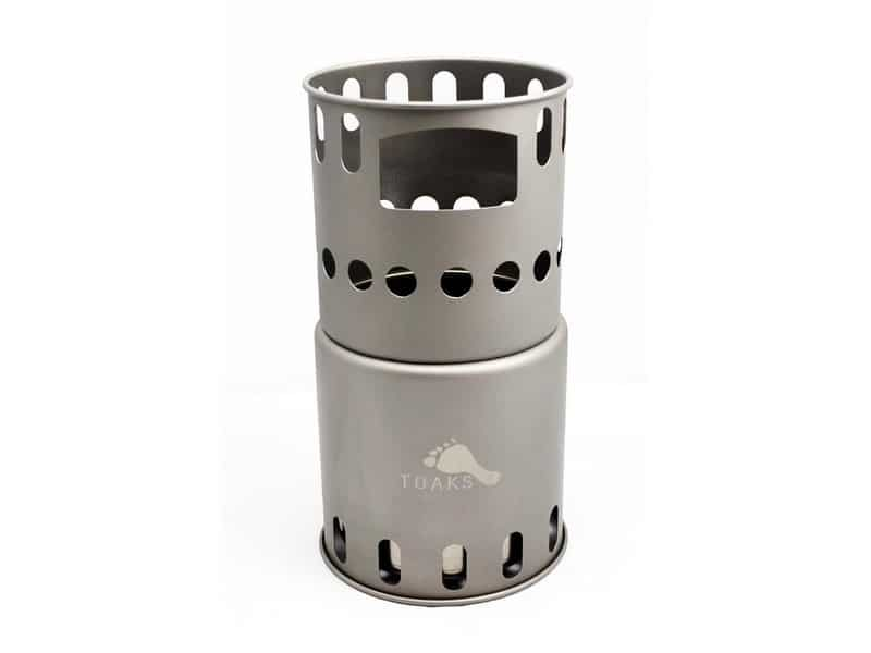 Toaks Titanium Wood Burning Stove
