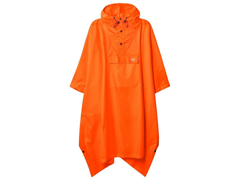 Mac In A Sac Poncho Neon Orange