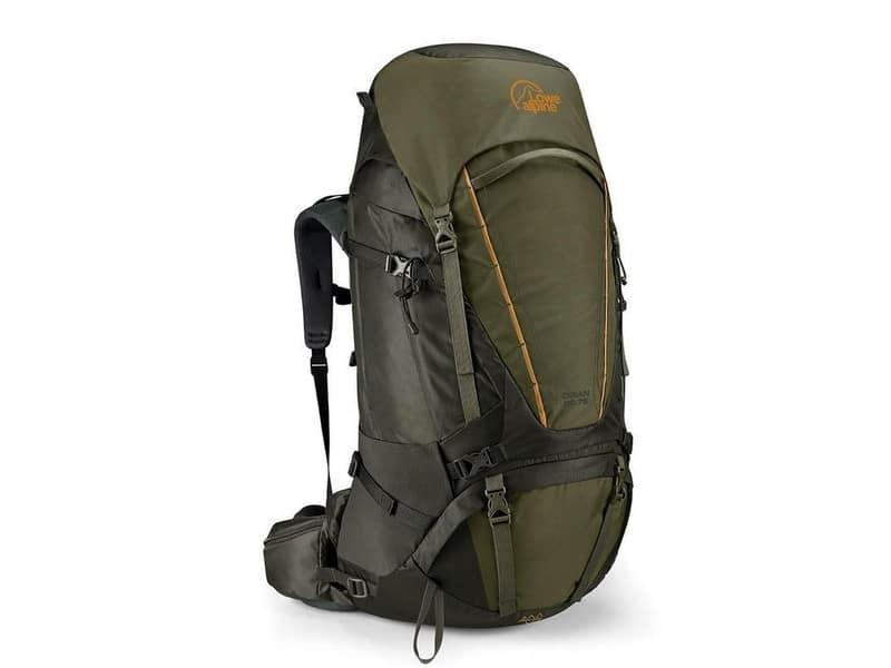 Lowe Alpine Diran 65:75 Backpack