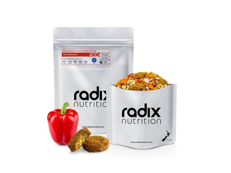 Radix Performance 400 Plant-Based Turkish Style Falafel