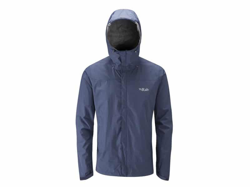 Rab Mens Downpour Jacket