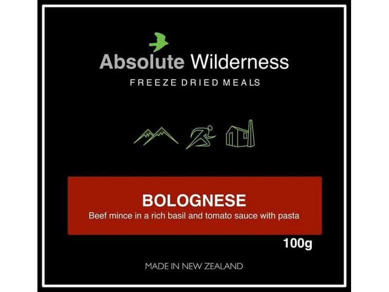Absolute Wilderness Bolognese