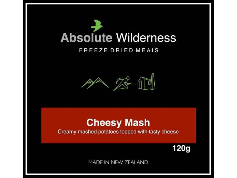 Absolute Wilderness Cheesy Mash