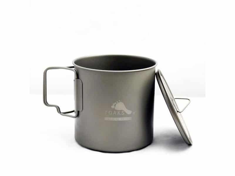 Ultralight Cookware