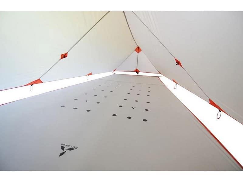 SlingFin SplitWing Floor
