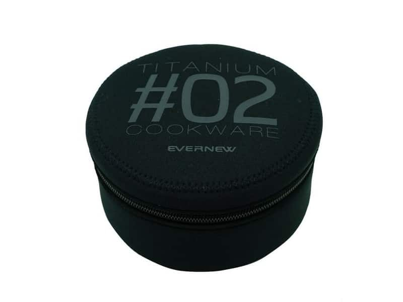 Evernew NP Case For #2 Pot