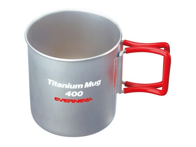 Evernew Ti Mug 400 FH