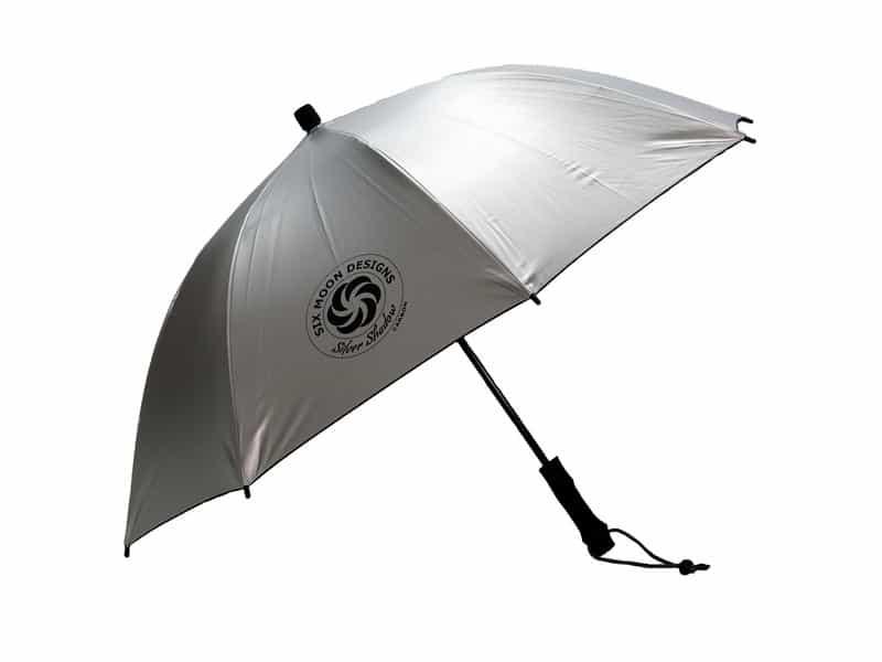 Six Moon Designs Silver Shadow Carbon Umbrella
