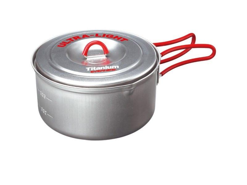 Evernew Titanium Ultralight Pot 2 (0.9L)