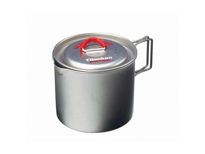 Evernew Titanium Mug Pot 500