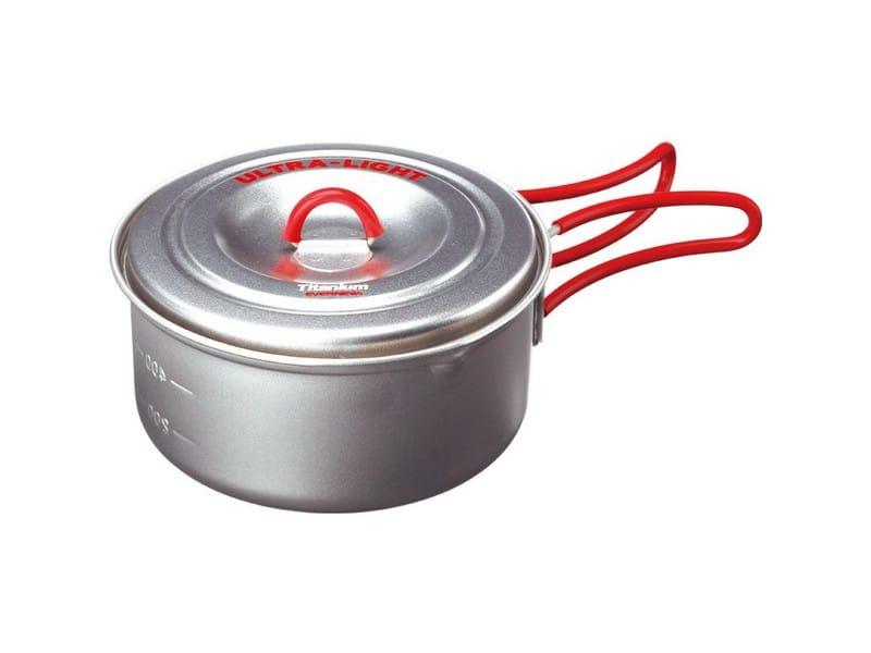 Evernew Titanium Ultralight Pot 1 (0.6L)